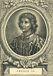 Amedeo IX di Savoia