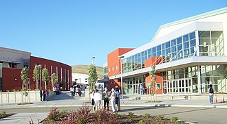 American Canyon High School - American Canyon High School opened on August 18, 2010.