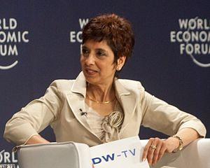 Amrita Cheema - Amrita Cheema at the World Economic Forum on Latin America in 2011