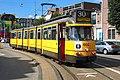 Amsterdamse gelede wagen 602 in de Havenstraat (2).jpg