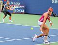 Ana Ivanovic & Dominica Cibulkova (9420666546).jpg