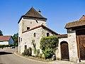 Ancien colombier de la maison à tourelle de Champlitte-la-Ville.jpg