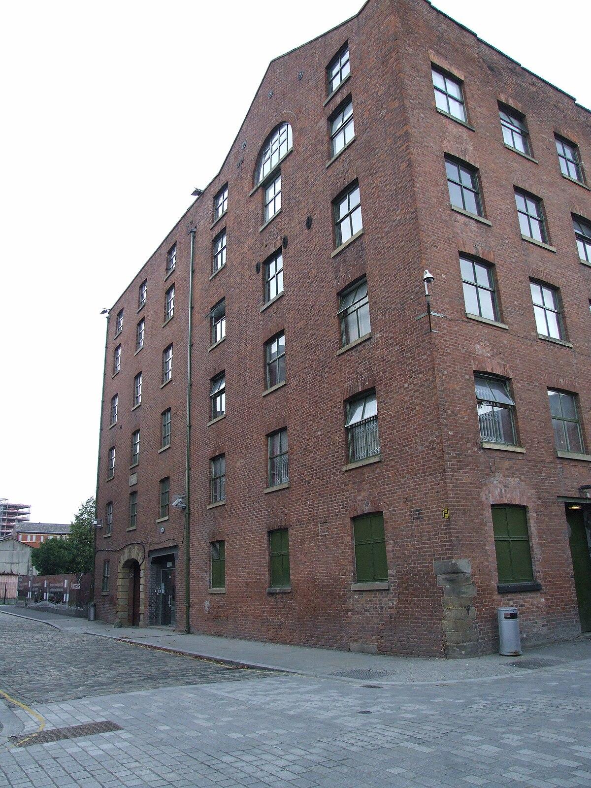 Beehive Mill Wikipedia