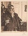 Anders Zorn - A Toast (Idun) II (etching) 1893.jpg