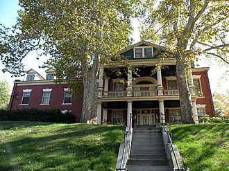 Manchester (Pittsburgh) - Image: Anderson Manor Pittsburgh