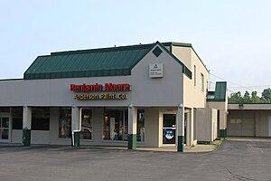 Benjamin Moore & Co. - Benjamin Moore retailer, Ann Arbor, Michigan