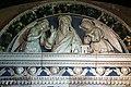 Andrea della Robbia, lunetta con Dio Padre tra angeli, Eremo di Camaldoli (Poppi), chiesa di San Salvatore trasfigurato.jpg