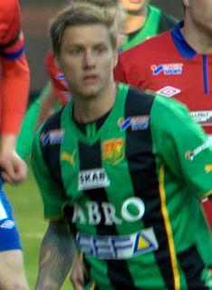 Andreas Drugge Swedish footballer