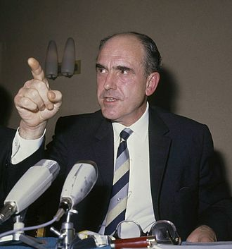 Andreas Papandreou - Andreas Papandreou in 1968