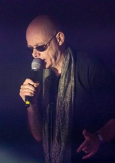 Andrew Eldritch English musician