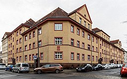 Anhalter Straße 15; 17; 17a-2 Leipzig