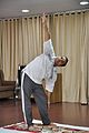 Anil Shrikrishna Manekar - Trikonasana - International Day of Yoga Celebration - NCSM - Kolkata 2015-06-21 7326.JPG