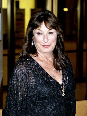 Photo Anjelica Huston via OpenData BNF