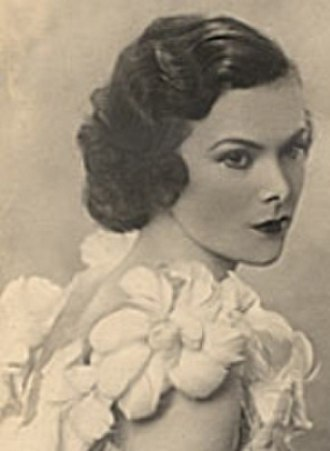 Anne Parsons, Countess of Rosse - Image: Anne Messell
