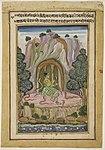 Anonymous - Asavari Ragini, A Female Yogini (Page from a Ragamala Set) - 1919.955 - Art Institute of Chicago.jpg