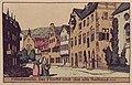 Ansichtskarte von Münstereifel, Marktstraße, Altes Rathaus um 1900.jpg
