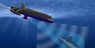ASW Continuous Trail Unmanned Vessel