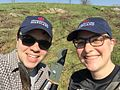 Antietam National Battlefield Clean-Up, volunteers (27562759253).jpg