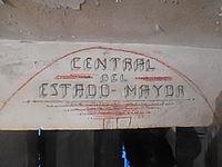 Antiguo refugio en el hospital de Castuera durante la Guerra Civil.JPG
