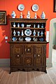 Antique hutch with china (24127144122).jpg