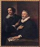 Anton van Dyck - Portrait of the engravers Pieter de Jode the Elder and Pieter de Jode the Younger - Google Art Project.jpg