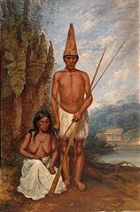 Omagua Indians