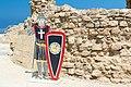 Apollonia 010717 Crusader fortress 06.jpg
