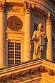 Apostle statue on Helsinki Cathedral in Kruununhaka, Helsinki, Finland, 2018 June.jpg
