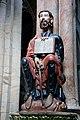 Apostol Santiago en el Portico del Paraiso de la Catedral de Ourense.jpg