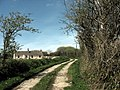 Approaching Fferam-boncyn-bach - geograph.org.uk - 798243.jpg