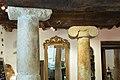 Archaic Greek columns in medieval interior, 6th c BC, 13th c, Naxos, 176829.jpg