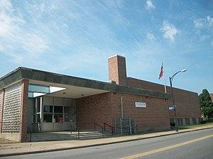 Kensington High School (Buffalo, New York) - Image: Archbishop Carroll High School Buffalo NY