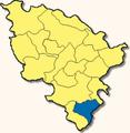 Aresing - Lage im Landkreis.png