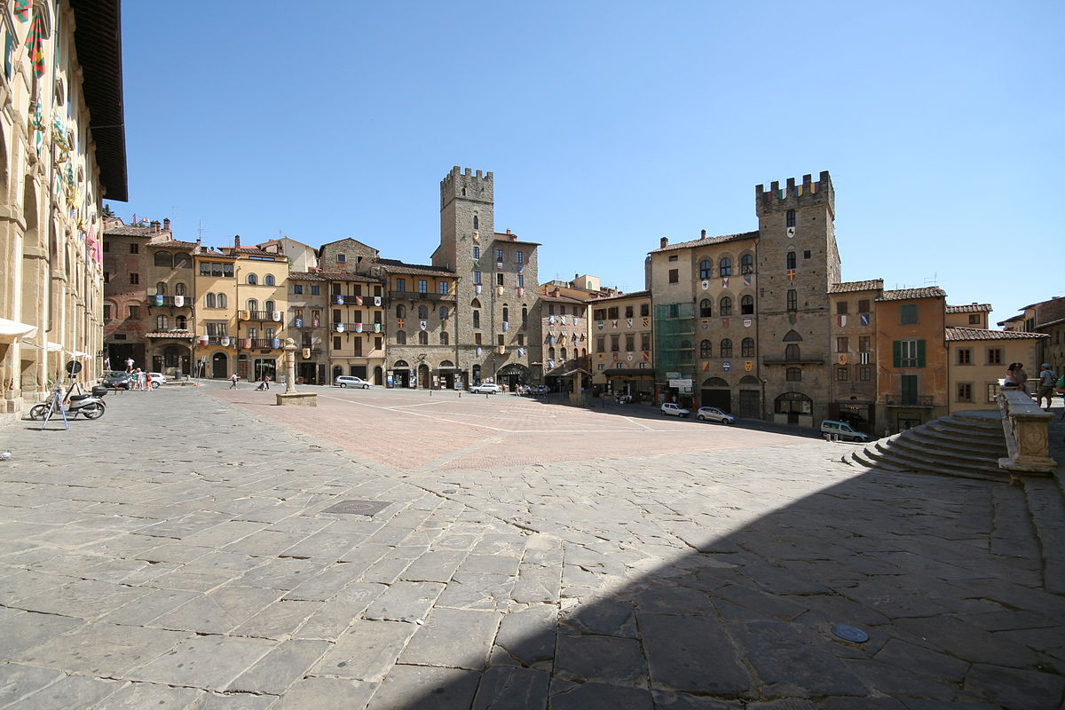 Arezzo Travel Guide At Wikivoyage
