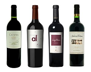 Argentine premium wines, from winneries that w...