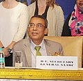 Arjun Bahadur Thapa - The Secretary General, SAARC at SAADMEx 2015, in New Delhi.(cropped).jpg
