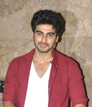 Arjun Kapoor - Arjun Kapoor at the screening of D-Day, 2013