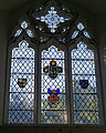Arkesden Church of St Mary - tower west window, Essex, England.jpg