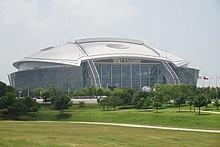 Arlington kesäkuu 2020 4 (AT&T -stadion) .jpg