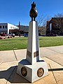 Armed Forces Memorial, Waynesville, NC (46715725591).jpg