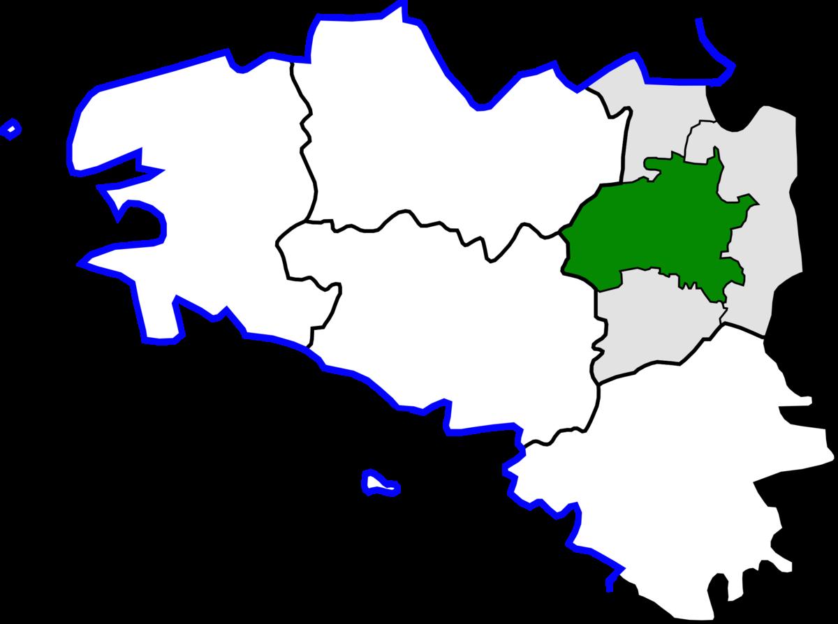 Arrondissement of Fougères-Vitré - Wikipedia