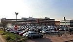 Arrowe Park Hospital over the car park 1.jpg