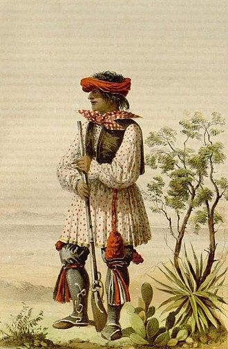 Arthur Carl Victor Schott - Seminole Chief 'Grizzly Bear'