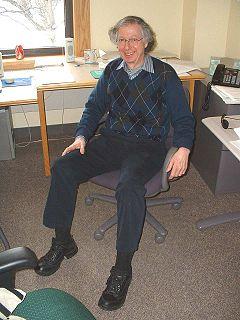 Arthur Jaffe Mathematical physicist