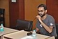 Arvind Neelakantan Addresses - Opening Session - Professional Training Programme On Unity Software - NCSM - Kolkata 2018-03-26 9275.JPG