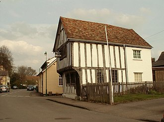 Ashwell, Hertfordshire - Image: Ashwell Museum on Swan Street geograph.org.uk 1246806
