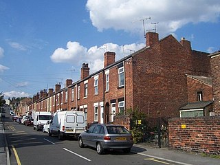 Parkgate, South Yorkshire Suburb of Rotherham, South Yorkshire, England