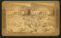 At the Geyser, Hot Mineral Springs, Cal, from Robert N. Dennis collection of stereoscopic views.png
