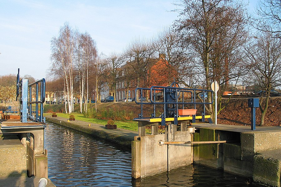 Ath  (Belgium), the Blaton-Ath canal.