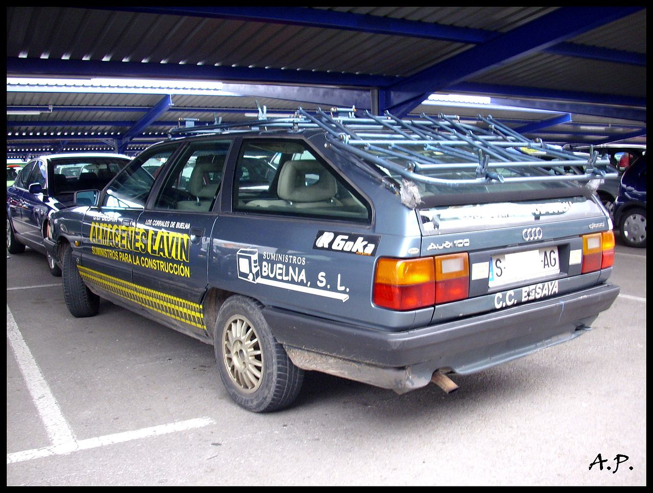 File:Audi 100 Avant C3 (Typ 44) (4669755209).jpg ...